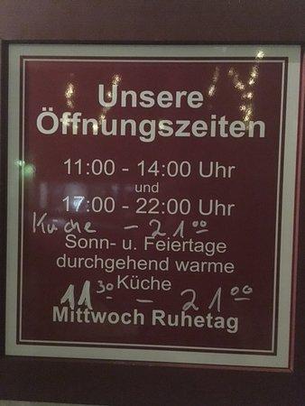 Marquartstein, Germany: Aktuelle Oeffnungszeiten