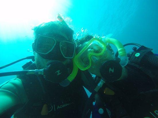Bali Diving Academy Lembongan: :) 2nd day dive