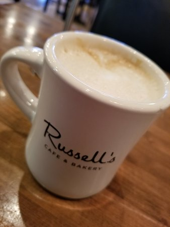Russell S Cafe In Fenton