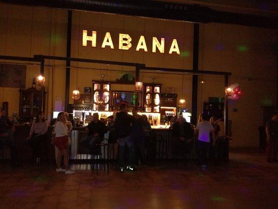 Pool Habana 8