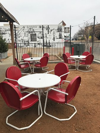 Denton, TX: Patio