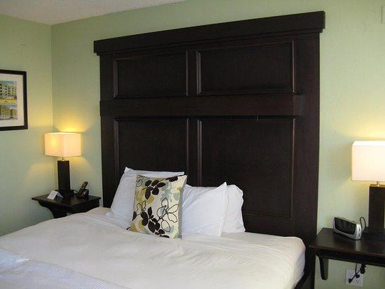 Mark Twain Hotel : King Bed
