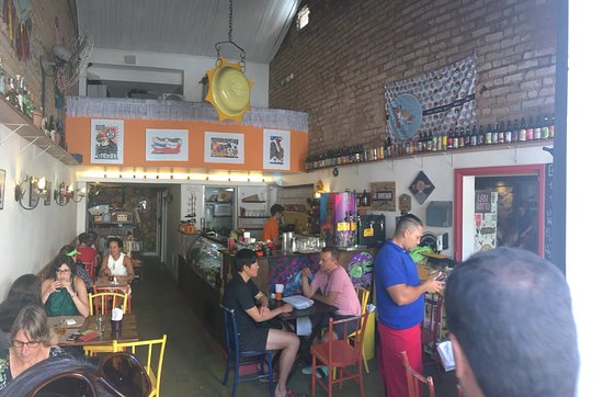 Cafe do Alto : Dentro de um dos cômodos