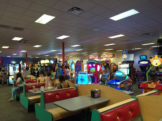 chuck e cheese ft myers