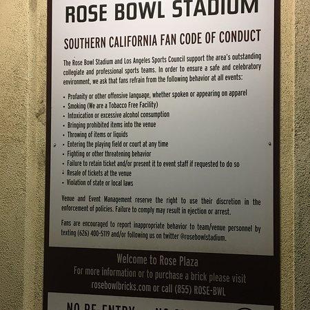 Rose Bowl Stadium: photo1.jpg