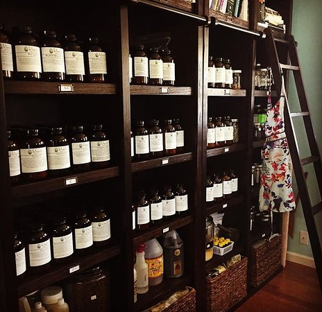 Atlantic Beach, FL: The Manifest Nest offers over 100 medicinal herbs for sale in our Apothecary!
