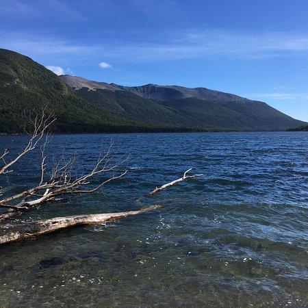 Lago Escondido, الأرجنتين: Lago escondido!