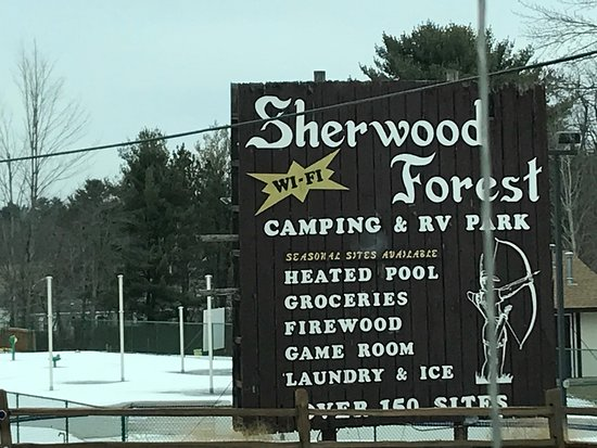 Sherwood Forest Camping & RV Park