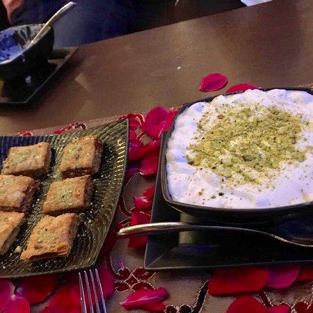 Chef Jihad El Shammi excels at Mabrouk ! Super ke Upaar (much better than superb)