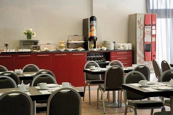 Hotel Cisneros: Restaurant