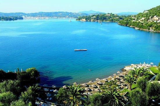 Kommeno Bay, Yunani: Exterior