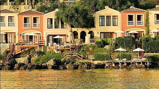 Kommeno Bay, اليونان: Guest room