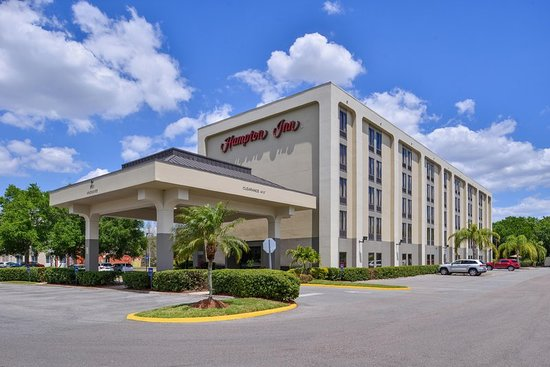 bring your snacks - Review of Hampton Inn Closest to Universal Orlando,  Orlando, FL - TripAdvisor
