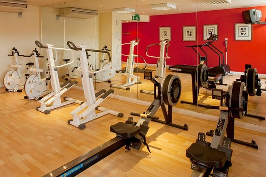 Hothfield, UK: Health club