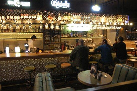 Gumusyan Hotel: Bar/Lounge