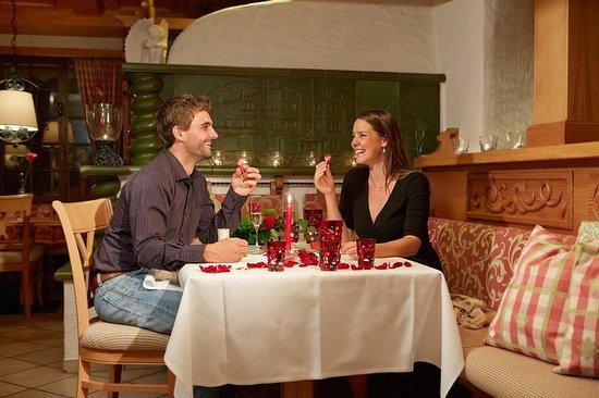 Landhotel Golf & Salzano SPA: Restaurant