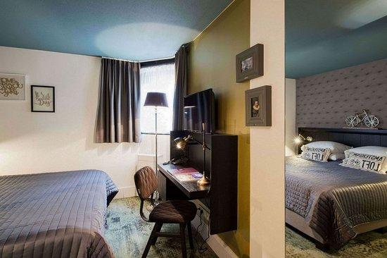 Hotel Piet Hein: Guest room