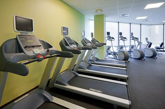 Secaucus, NJ: Health club