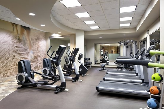 Le Westin Resort & Spa: Health club