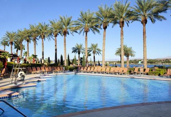 The westin lake las vegas resort spa 89 1 6 4 for Pool show las vegas 2018