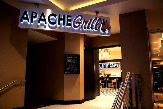 apache casino restaurant lawton ok