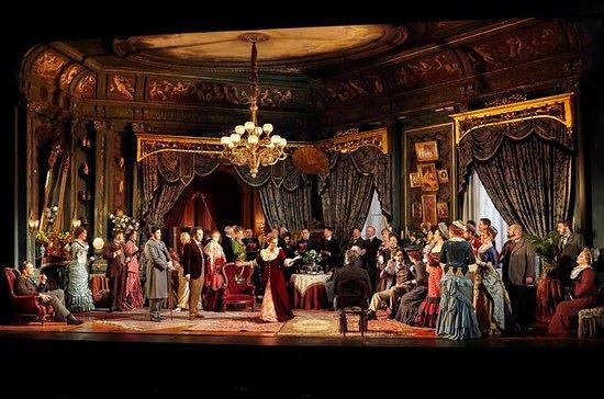 Operavoorstelling in het Sydney Opera House