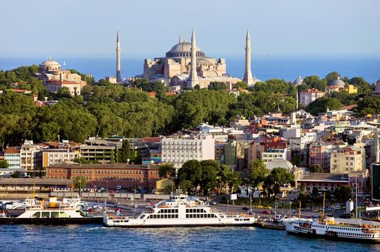 4-Day Istanbul City Package including Full-Day Istanbul City Tour...