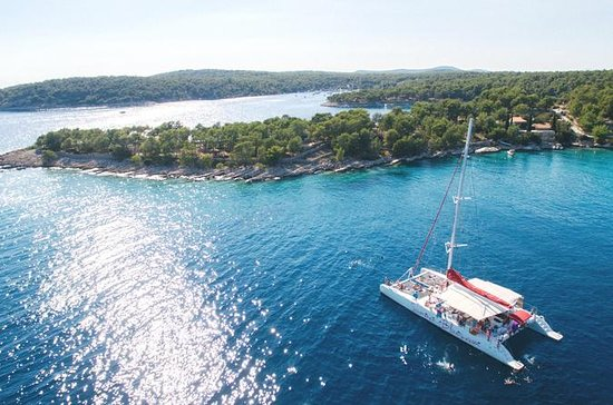 Brac Island Full-Day Catamaran...