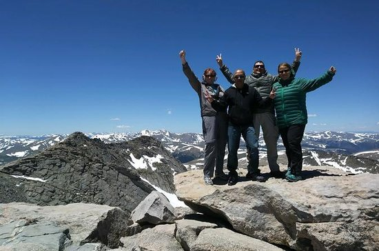Mt. Evans Scenic Tour from Denver...