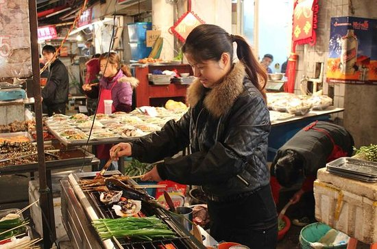Shanghai Night Food Tour