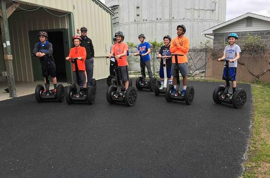 Segway Track Ride in Branson