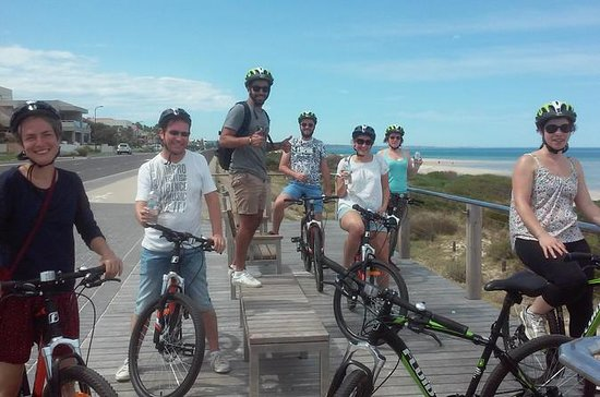 Adelaide City to Sea Bike Tour