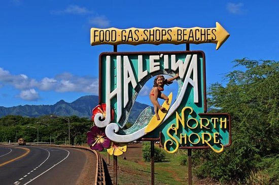 North Shore of Oahu Private Full-Day...