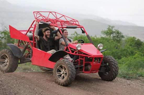 Half-Day Zipline and Off-Road ATV...