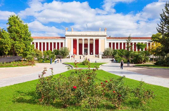 Athens National Archaeological Museum: The Unexpected Greeks...