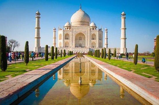 Delhi, Agra og Jaipur 3-dages Golden...