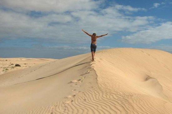 Fuerteventura fra Lanzarote