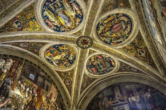 Vatikanmuseerne, Peterskirken, Det...
