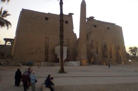 Karnak et les temples de Louxor