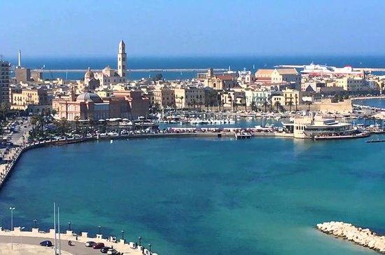 Bari kostenlose Tour und Shopping mit...