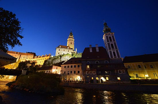 Private evening tour Cesky Krumlov...