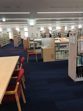 Kushiro, اليابان: 釧路中央図書館
