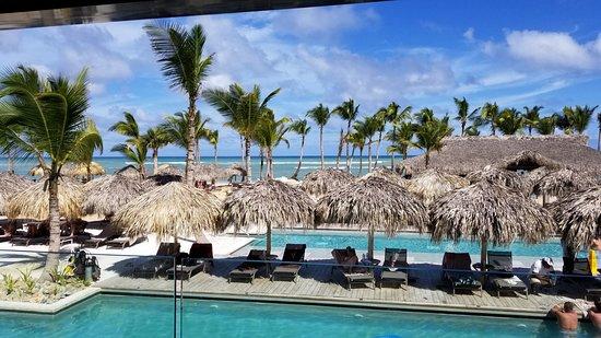 Uvero Alto, جمهورية الدومينيكان: Oregano view over the water