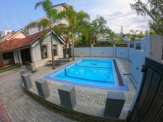Pool - Picture of Galle My Bungalow - Tripadvisor