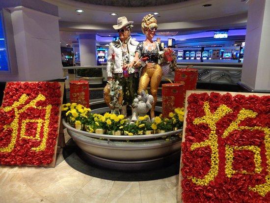 Casino At Harrahs Las Vegas Chinese New Year 2018