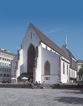 Musée historique de Bâle – Barfüsserkirche : Historisches Museum Basel – Barfüsserkirche
