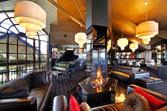 Echoes Restaurant - Blue Mountains: Echoes Restaurant Lounge