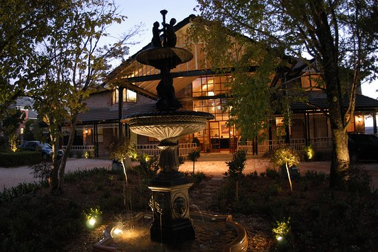 Echoes Restaurant - Blue Mountains: Echoes Front Entrance