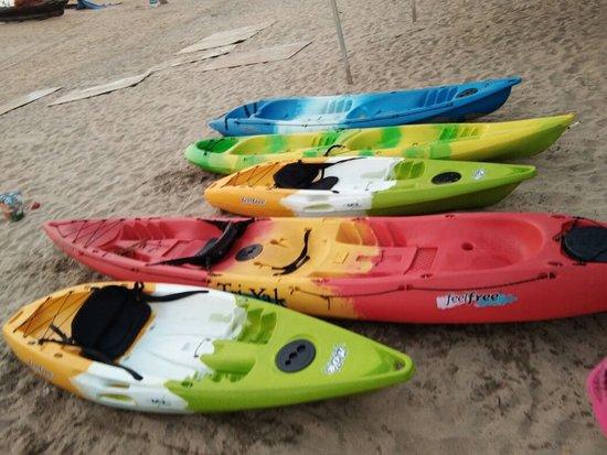 Kayaks Agonda Caitano Fernandes