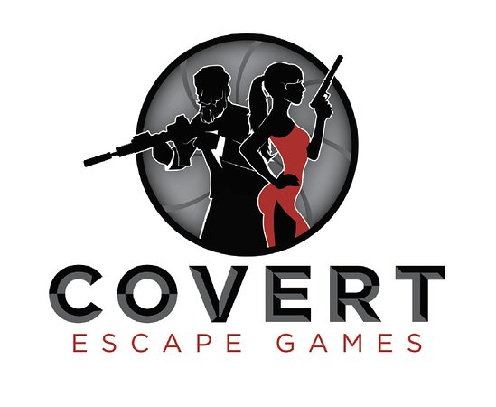 ‪Covert Escape Games‬